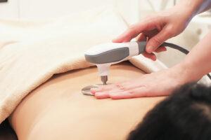 インディバには「脂肪燃焼」「肌改善」の効果があります